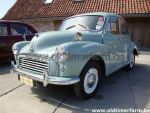 Morris  Minor 4 door  Licht groen
