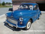 Morris  Minor  1000 2 door Salon Blue