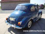 Morris  Minor  1000 2 door Salon Blue (1967)