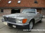 Mercedes-Benz  350SL (Grey)