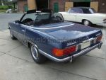 Mercedes-benz 350SL (Blue) ex-US (1972)