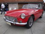 MG  B Red LHD 1970