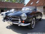 Mercedes-Benz  190SL Black 1958