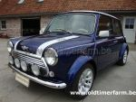 Mini Cooper 1.3 John Cooper Works Blue