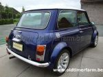 Mini Cooper 1.3 John Cooper Works Blue (1998)