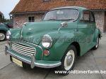 Morris Minor 1000 Green