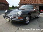 Porsche 911 2.0 1967 grey