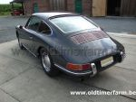 Porsche 911 2.0 1967 grey (1967)