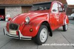 Citroën  2 CV Red 1990 (1990)