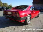 Ferrari Mondial Red 1983 (1983)