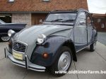 Citroën 2 Cv 6 Charleston Grey 1985 (1985)