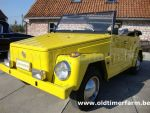 Volkswagen 181  Yellow
