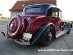 Bentley  3.5 litre Park Ward Sports Saloon (1935)