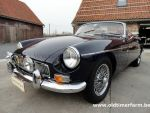 MG B Dark Blue LHD 1963