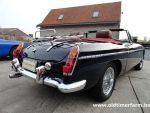 MG B Dark Blue LHD 1963 (1963)