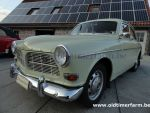 Volvo P121 Amazon 4D White