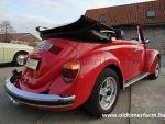 Volkswagen Kever 1303 Red Cabriolet  (1977)