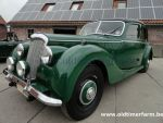 Riley  2500 RMF Green (1952)