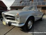 Mercedes-Benz 280SL Grey