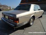 Rolls Royce Silver Spirit Beige 1985 (1985)