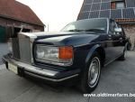 Rolls Royce Silver Spirit Dark blue 1985