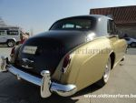Rolls Royce Silver Cloud II Black /Gold (1962)