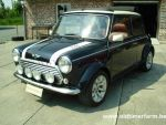 Mini John Cooper Works 1.3 MPI Blue