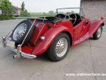 MG TF RHD Red  (1959)