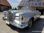 Mercedes-Benz 300SE Cabriolet Grey