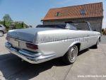 Mercedes-Benz 300SE Cabriolet Grey  (1963)