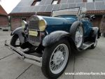 Ford A Roadster Blue 1929