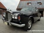 Rolls Royce Silver Shadow Blue 1967