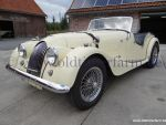 Morgan  +4 2 seater Beige