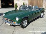 MG  B Green  '71