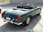 MG  B Green  '71 (1971)