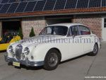 Jaguar  MK II 3.8  Man. White