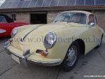 Porsche 356 SC Yellow 0045