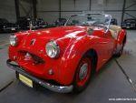 Triumph TR 2  Red