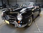 Mercedes-Benz 190 SL Black  (1957)