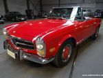 Mercedes-Benz 280SL Pagode  Red