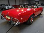 Mercedes-Benz 280SL Pagode  Red  (1969)