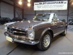 Mercedes-Benz 280SL Pagode Brown