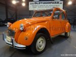 Citroën  2CV AZKA  Orange ch.3909