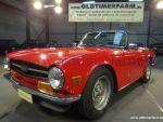 Triumph TR 6 Red  (1974)
