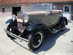 Ford A Roadster Beige