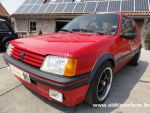 Peugeot 205 GTI 1.9 Red