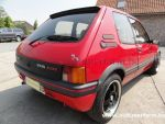Peugeot 205 GTI 1.9 Red  (1989)