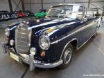Mercedes-Benz 220 SE cabriolet  Dark Blue
