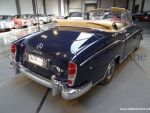 Mercedes-Benz 220 SE cabriolet  Dark Blue (1960)