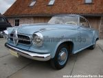 Borgward  Isabella Coupé '59 (1959)